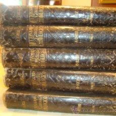 Diccionarios antiguos: 5 TOMOS DICCIONARIO GENERAL ETIMOLOGICO . Lote 36215316