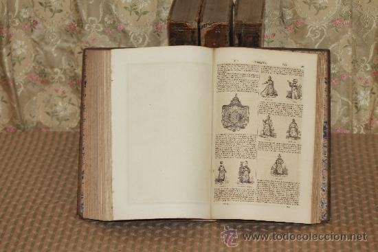 Diccionarios antiguos: 3127- NOVISIMO DICCIONARIO GEOGRAFICO. VV.AA. EDIT. LIBRERIA ESPAÑOLA. 1863/1868. 4 TOMOS. - Foto 4 - 37149507