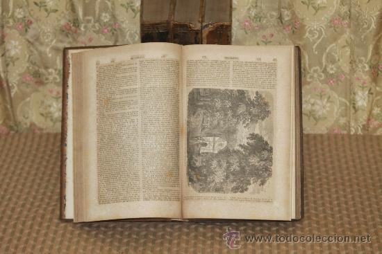 Diccionarios antiguos: 3127- NOVISIMO DICCIONARIO GEOGRAFICO. VV.AA. EDIT. LIBRERIA ESPAÑOLA. 1863/1868. 4 TOMOS. - Foto 6 - 37149507