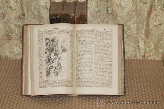 Diccionarios antiguos: 3127- NOVISIMO DICCIONARIO GEOGRAFICO. VV.AA. EDIT. LIBRERIA ESPAÑOLA. 1863/1868. 4 TOMOS. - Foto 7 - 37149507