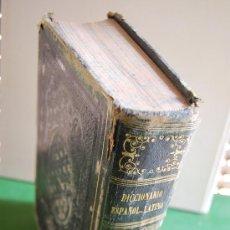 Diccionarios antiguos: DICCIONARIO ESPAÑOL-LATINO. MANUEL DE VALBUENA. 1863. ED. GARNIER HERMANOS. NUEVA EDICIÓN. GARNIER. Lote 37457039