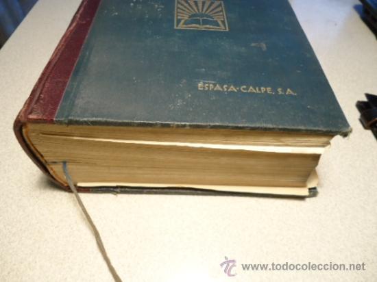 Diccionarios antiguos: DICCIONARIO ENCICLOPÉDICO ABREVIADO, TERCERA EDICIÓN ESPASA CALPE S.A 1935 - Foto 11 - 37971349