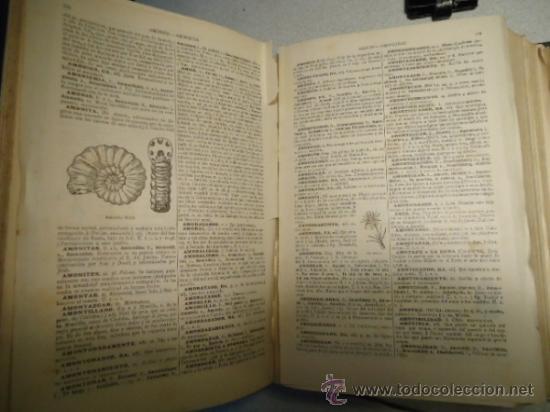 Diccionarios antiguos: DICCIONARIO ENCICLOPÉDICO ABREVIADO, TERCERA EDICIÓN ESPASA CALPE S.A 1935 - Foto 2 - 37971349