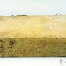 Diccionarios antiguos: LEXICON ECCLESIASTICUM LATINO-HISPANICUM, EX SACRIS BIBLIIS. BARCINONE 1739. 21X30 CM.. Lote 39529322