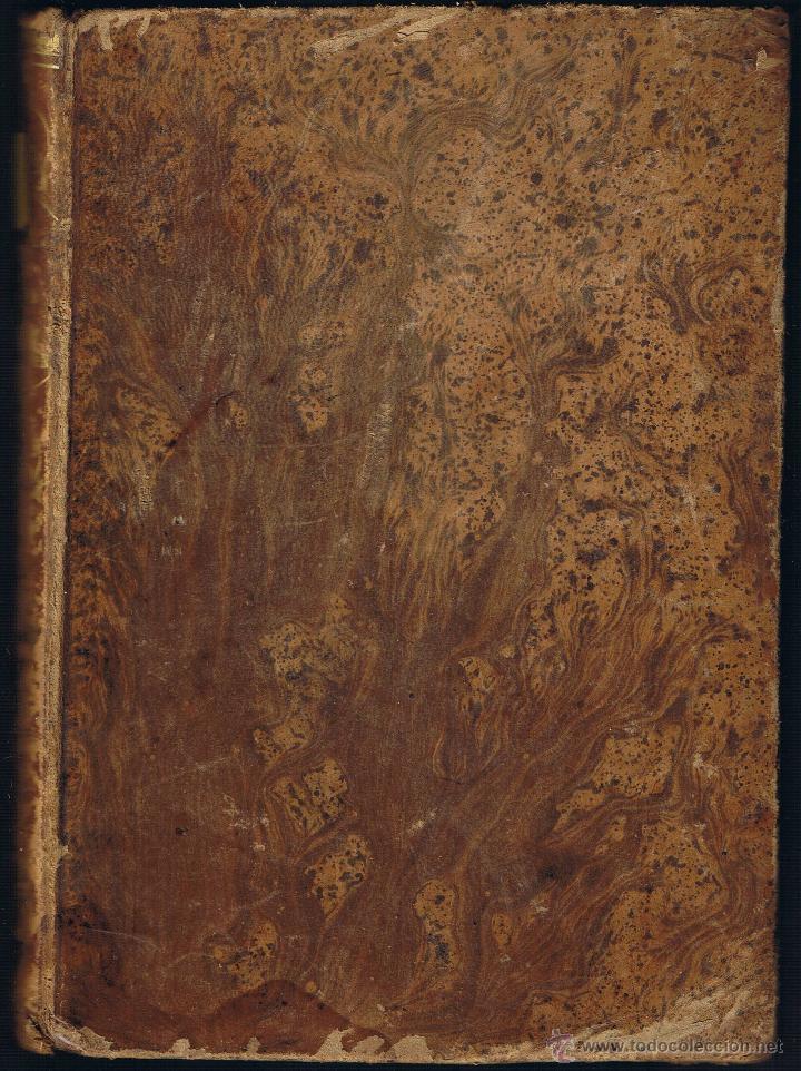 Diccionarios antiguos: NOVISIMO DICCIONARIO ESPAÑOL - FRANCÉS - TOMO II - 1863 - NUÑEZ DE TABOADA - ED J OLIVERES - Foto 2 - 40790172