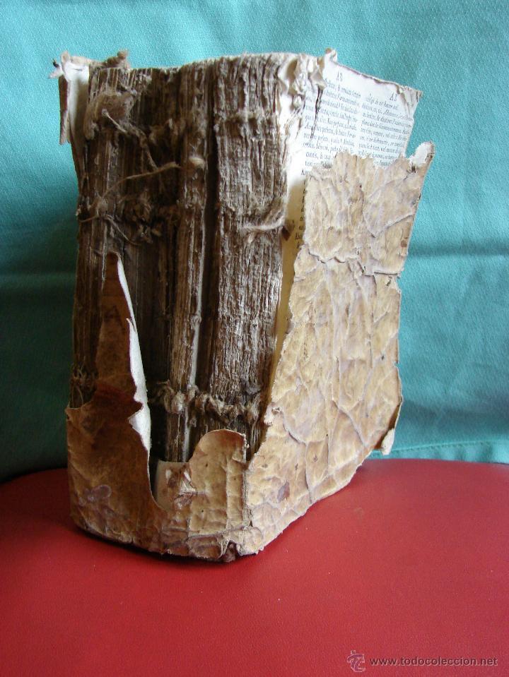 COMPENDIUM LATINO-HISPANUM. SIGLO XVII-XVIII (Libros Antiguos, Raros y Curiosos - Diccionarios)