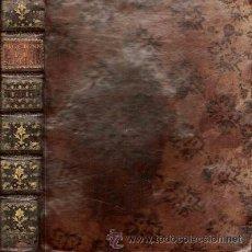 Diccionarios antiguos: DICCIONARIO NUEVO DE LAS LENGUAS ESPAÑOLA Y FRANCESA – AÑO 1751. Lote 41257080
