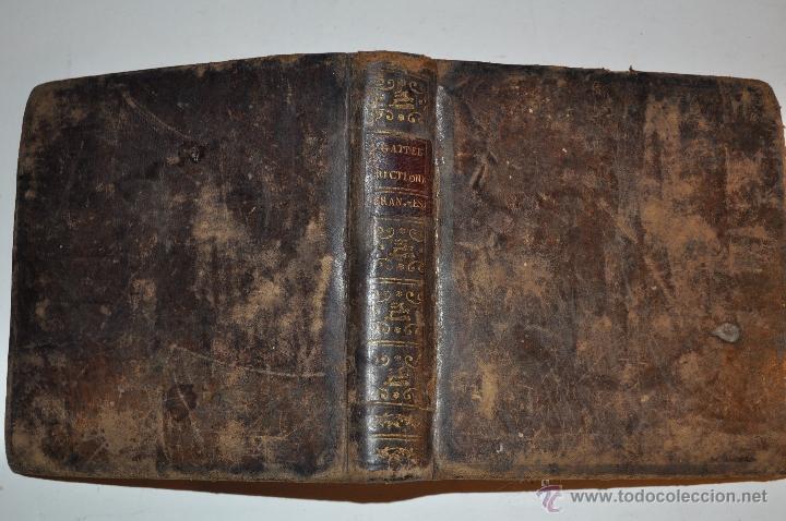 NOUVEAU DICTIONNAIRE DE POCHE FRANÇOIS – ESPAGNOL. L'ABBÉ GATTEL RM64830 (Libros Antiguos, Raros y Curiosos - Diccionarios)