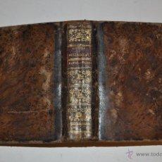 Diccionarios antiguos: NUEVO DICCIONARIO PORTÁTIL ESPAÑOL Y FRANCÉS. ABATE GATTEL RM64829. Lote 41670115