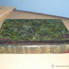 Diccionarios antiguos: 1841 DICCIONARIO FRASEOLÓGICO ESPAÑOL-FRANCES Y FRANCES- ESPAÑOL ROTONDO. Lote 42230527