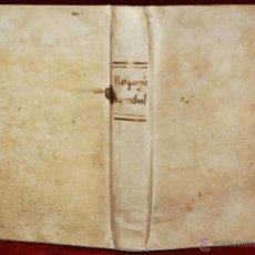 Diccionarios antiguos: THESAURUS HISPANO-LATINUS POR PETRO DE SALAS. AÑO 1831. Lote 42472385