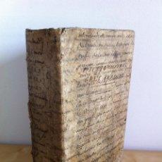 Diccionarios antiguos: DICTIONNAIRE GREC-FRANÇAIS. DICCIONARIO GRIEGO-FRANCÉS. PAR JOS.PLANCHE. AÑO 1824.. Lote 43420263