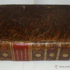 Diccionarios antiguos: DICCIONARIO ESPAÑOL - FRANCES. NUÑEZ TABOADA. TOMO II. MADRID - 1830.. Lote 44973283