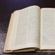 Diccionarios antiguos: DICCIONARIO COMPLETO DE LA LENGUA ESPAÑOLA RODRIGUEZ NAVAS. Lote 45100894