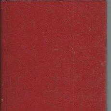 Diccionarios antiguos: DICCIONARIO GENERAL Y TÉCNICO HISPANO AMERICANO, RODRÍGUEZ NAVAS, VOLUMEN 1 A-G, ENC. PIEL. Lote 45621011