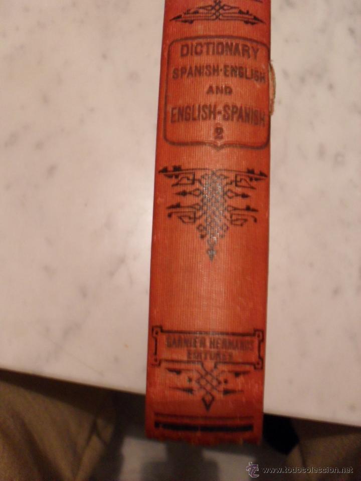 Diccionarios antiguos: Diccionario Garnier 1880 - Foto 3 - 46142915