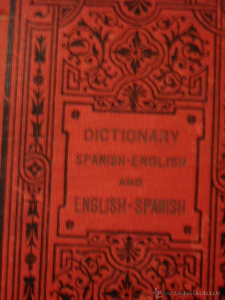 Diccionarios antiguos: Diccionario Garnier 1880 - Foto 9 - 46142915