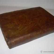 Diccionarios antiguos: DICCIONARIO.....CATALAN - CASTELLANO.....TAPAS PIEL ....AÑO..1.859. Lote 46458554