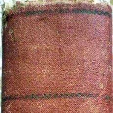 Diccionarios antiguos: 1913 DICCIONARIO ENCICLOPÉDICO CASTELLANO CAMPANO ILUSTRADO MANUEL ROSA GARNIER. Lote 46494855