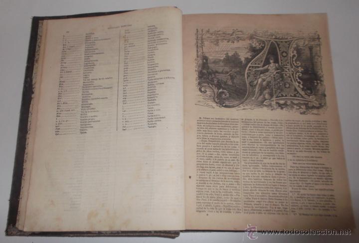 Diccionarios antiguos: D. NICOLÁS MARÍA SERRANO. Diccionario Universal de la Lengua Castellana. Tomo I. A. RM67626. - Foto 3 - 222969836