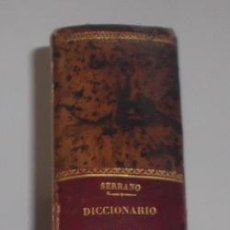 Diccionarios antiguos: D. NICOLÁS MARÍA SERRANO. DICCIONARIO UNIVERSAL DE LA LENGUA CASTELLANA. TOMO III. C-CER. RM67627.. Lote 222969947