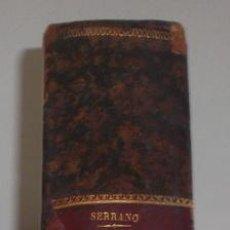 Diccionarios antiguos: D. NICOLÁS Mª SERRANO. DICCIONARIO UNIVERSAL DE LA LENGUA CASTELLANA. TOMO XIII. V-W-X-Y-Z. RM67634.. Lote 47021450