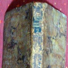 Diccionarios antiguos: MILIZIA. DIZIONARIO DELLE BELLE ARTI DEL DISEGNO. TOMO II. 1797. Lote 47272389