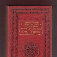 Diccionarios antiguos: DICCIONARIO FRANCES-ESPAÑOL, ESPAÑOL-FRANCES-EDITOR RAMON SOPENA-1926-BARCELONA-LD9. Lote 48513661