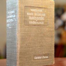 Diccionarios antiguos: NUEVO DICCIONARIO FRANCES-ESPAÑOL Y ESPAÑOL-FRANCÉS, GARNIER FRERES. Lote 48738503