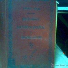 Diccionarios antiguos: DICCIONARIO LATINO-ESPAÑOL Y ESPAÑOL-LATINO - JIMÉNEZ LOMAS. Lote 49004503