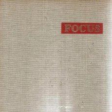 Diccionarios antiguos: ENCICLOPEDIA INTERNACIONAL FOCUS, DICCIONARIO DE LA LENGUA TOMO III, VOLUMEN DE EXTENSION. EDITORIAL. Lote 50342492