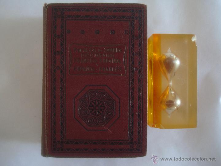 ALCALÁ-ZAMORA. DICCIONARIO FRANCES-ESPAÑOL Y ESPAÑOL-FRANCES. 1940 (Libros Antiguos, Raros y Curiosos - Diccionarios)