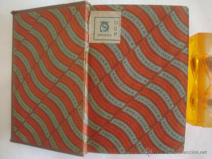 Diccionarios antiguos: ALCALÁ-ZAMORA. DICCIONARIO FRANCES-ESPAÑOL Y ESPAÑOL-FRANCES. 1940 - Foto 3 - 50365292