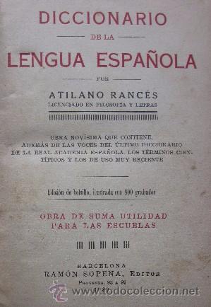 Diccionarios antiguos: DICCIONARIO DE LA LENGUA ESPAÑOLA - AÑO 1926 - Foto 2 - 51054874