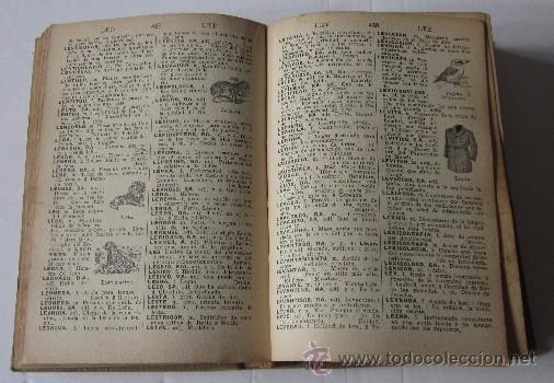 Diccionarios antiguos: DICCIONARIO DE LA LENGUA ESPAÑOLA - AÑO 1926 - Foto 3 - 51054874