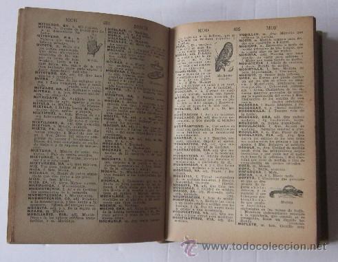 Diccionarios antiguos: DICCIONARIO DE LA LENGUA ESPAÑOLA - AÑO 1926 - Foto 4 - 51054874
