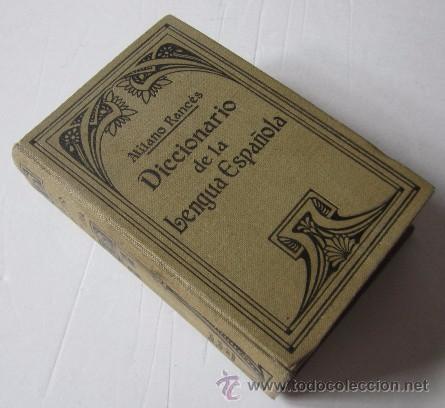 Diccionarios antiguos: DICCIONARIO DE LA LENGUA ESPAÑOLA - AÑO 1926 - Foto 5 - 51054874