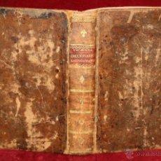 Diccionarios antiguos: DICCIONARIO UNIVERSAL LATINO-ESPAÑOL POR MANUEL DE VALBUENA. IMPRENTA REAL (MADRID). Lote 51259847
