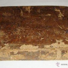 Diccionarios antiguos: NOUVEAU DICTIONNAIRE FRANCAIS - ESPAGNOL. PARIS - 1853. Lote 51548301
