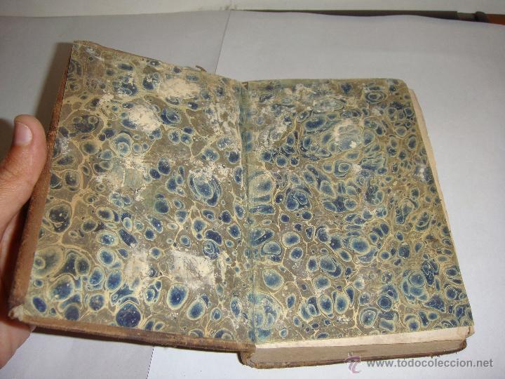 Diccionarios antiguos: Nouveau Dictionnaire Francais - Espagnol. Paris - 1853 - Foto 2 - 51548301