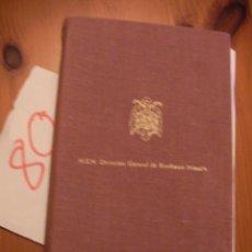 Diccionarios antiguos: ANTIGUO VOLUMEN ENCICLOPEDIA UNIVERSAL HERDER AÑOS 50. Lote 51710340
