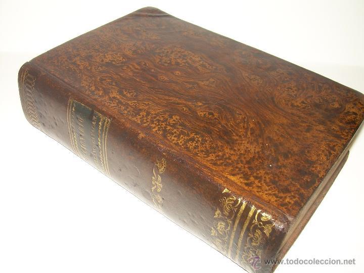 ANTIGUO LIBRO TAPAS DE PIEL....DICCIONARIO CASTELLANO - CATALAN.....AÑO.1.836. (Libros Antiguos, Raros y Curiosos - Diccionarios)