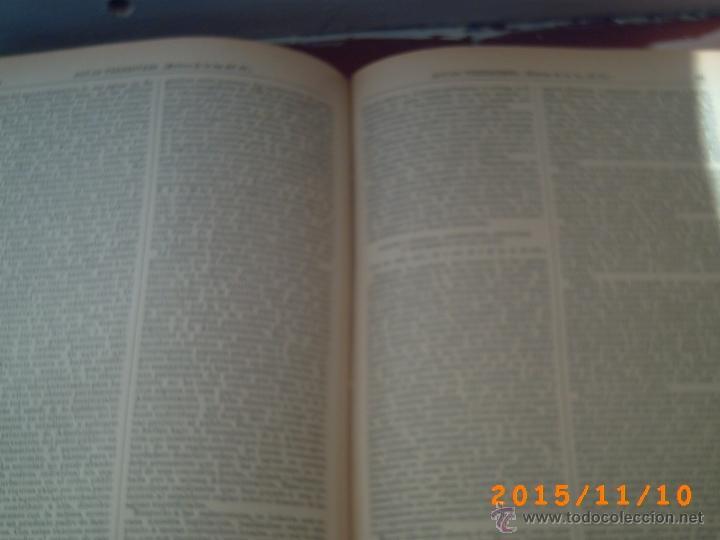 Diccionarios antiguos: DICCIONARIO DE LA ADMINISTRACIÓN ESPAÑOLA -ALCUBILLA - SEXTA EDIC. - AÑOS 1914 AL 1921- DIEZ TOMOS- - Foto 14 - 52853114