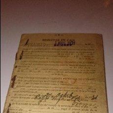 Diccionarios antiguos: CARTILLA DE RECLUTA 1/AGOSTO/1931. Lote 53503496