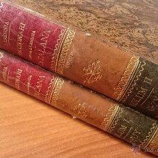 Diccionarios antiguos: 1087 DICCIONARI DE LA LLENGUA CATALANA PERE LABERNIA Y ESTELLER ESPASA EDITORES 2 VOLUMS. Lote 53658616