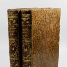 Diccionarios antiguos: DICCIONARIO DE LA LENGUA ESPAÑOLA, GASPAR ROIG, 2 TOMOS. MADRID 1855. 24X33CCM.. Lote 54047719