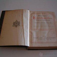 Diccionarios antiguos: DICCIONARIO ENCICLOPÉDICO HISPANO-AMERICANO. TOMO IX: F.-FYT. RM72990.. Lote 54172350