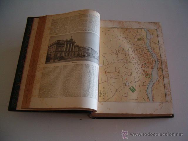 Diccionarios antiguos: Diccionario Enciclopédico Hispano-Americano. RM72998. - Foto 2 - 54173347