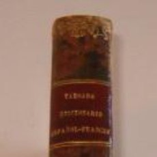 Diccionarios antiguos: NUÑEZ DE TABOADA. NUEVO DICCIONARIO ESPAÑOL-FRANCÉS Y FRANCÉS-ESPAÑOL. TOMO II. RM73298. . Lote 54541858