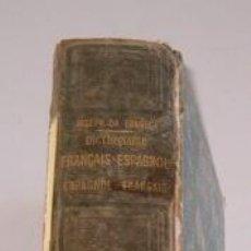 Diccionarios antiguos: JOSEPH DA FONSECA. DICTIONNAIRE FRANÇAIS-ESPAGNOL ET ESPAGNOL-FRANÇAIS. RM73367. . Lote 54572733